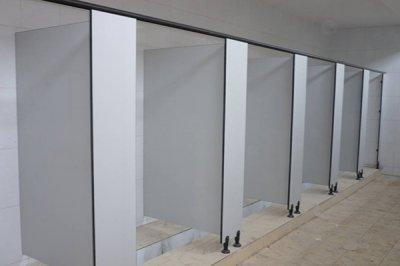 揭秘快速安装卫生间隔断的方法