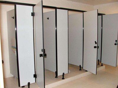 防潮板卫生间隔断-YC112